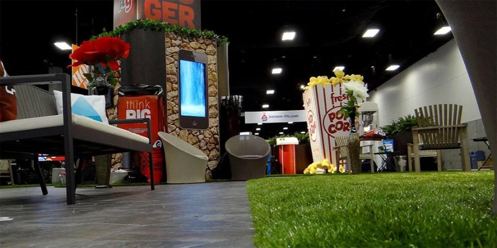 artificial grass | Trade Show & Event Flooring | High-Quality Flooring Solutions