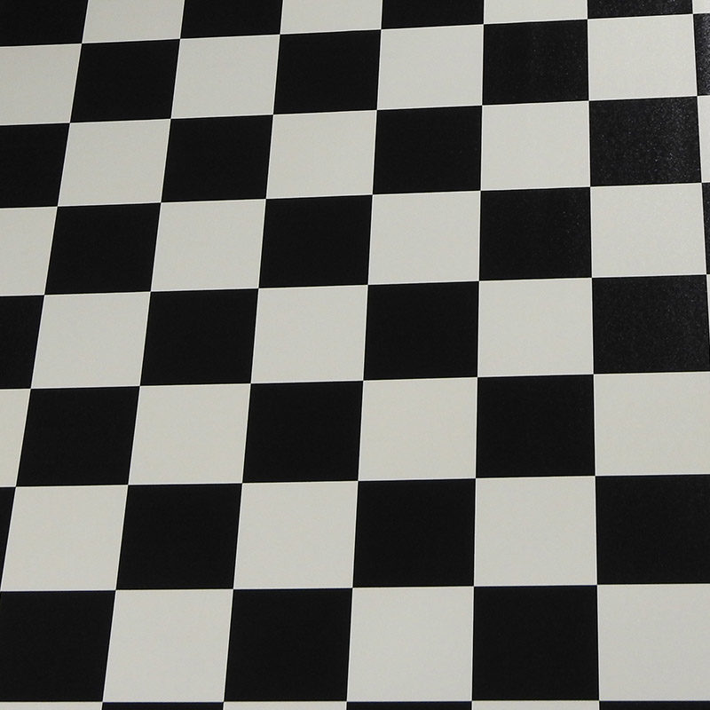 checkerboard | Most Popular Vinyl Flooring | The Inside Track
