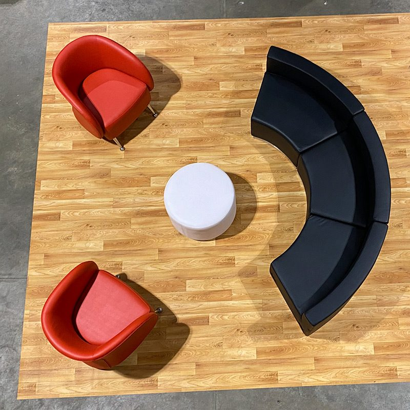 Furniture | Innovative Trade Show Flooring & Furniture | The Inside Track