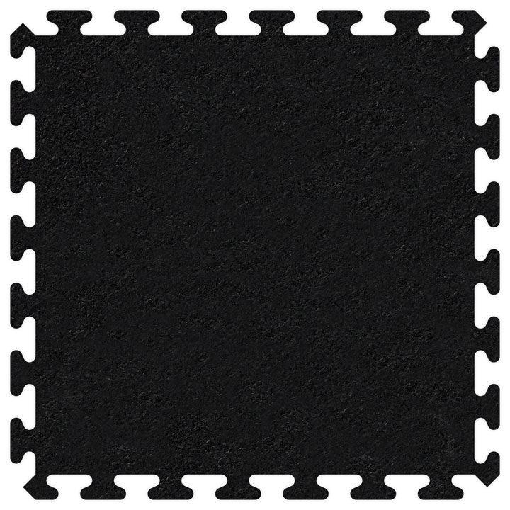 black | Interlocking Floor Tiles | Interlocking Trade Show Flooring