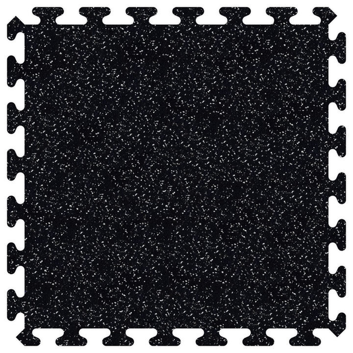 Black Grey | Interlocking Floor Tiles | Interlocking Trade Show Flooring