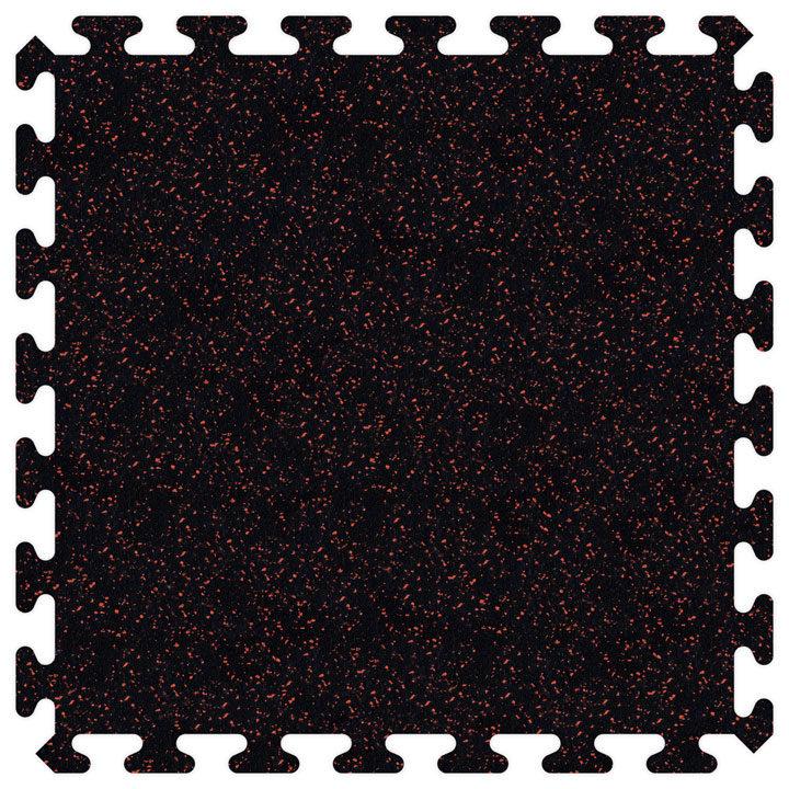 black red | Interlocking Floor Tiles | Interlocking Trade Show Flooring | The Inside Track