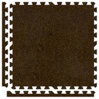 dark brown | Interlocking Floor Tiles | Interlocking Trade Show Flooring | The Inside Track