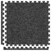 dark grey | Interlocking Floor Tiles | Interlocking Trade Show Flooring | The Inside Track