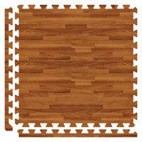 dark oak | Interlocking Floor Tiles | Interlocking Trade Show Flooring | The Inside Track
