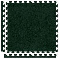 emerald green | Interlocking Floor Tiles | Interlocking Trade Show Flooring | The Inside Track