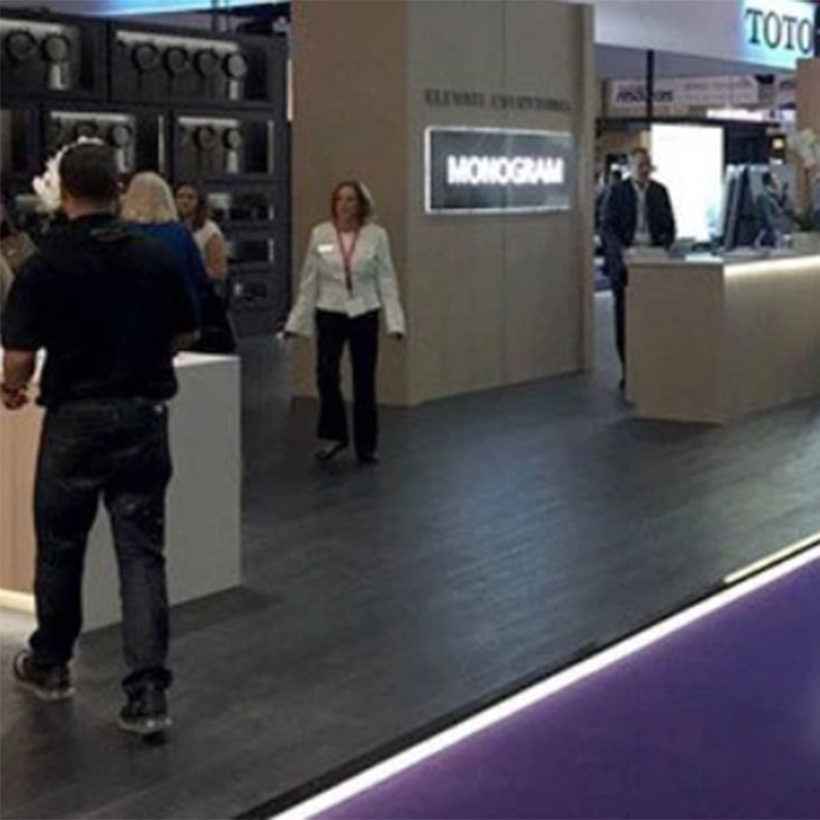 Envirodeck 4 | Raised Flooring For Trade Shows & Events | The Inside Track
