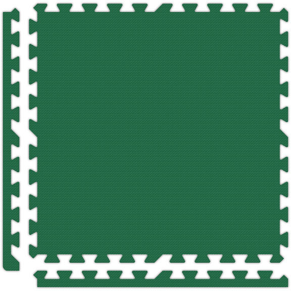 green | Interlocking Floor Tiles | Interlocking Trade Show Flooring | The Inside Track