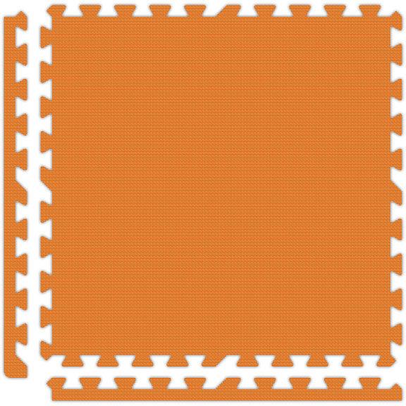 orange | Interlocking Floor Tiles | Interlocking Trade Show Flooring | The Inside Track