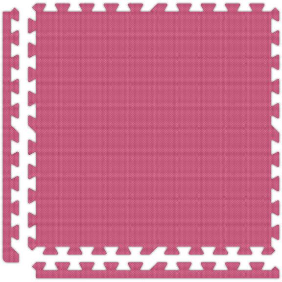 pink | Interlocking Floor Tiles | Interlocking Trade Show Flooring | The Inside Track