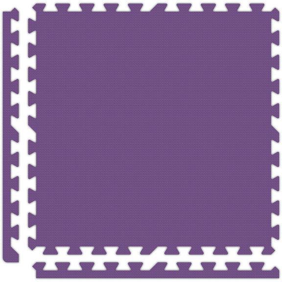 purple | Interlocking Floor Tiles | Interlocking Trade Show Flooring | The Inside Track