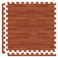 Red Oak Tiles | Interlocking Floor Tiles | Interlocking Trade Show Flooring | The Inside Track