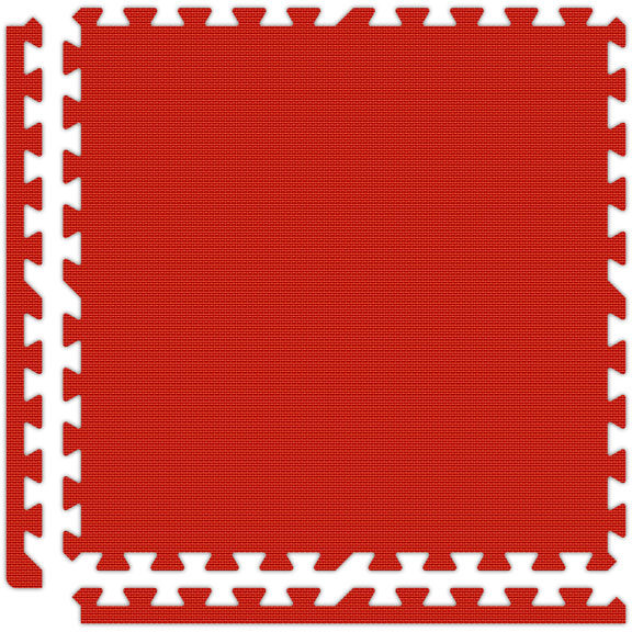 red | Interlocking Floor Tiles | Interlocking Trade Show Flooring | The Inside Track
