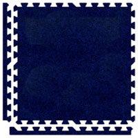 royal blue | Interlocking Floor Tiles | Interlocking Trade Show Flooring | The Inside Track