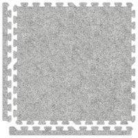 smoke | Interlocking Floor Tiles | Interlocking Trade Show Flooring | The Inside Track