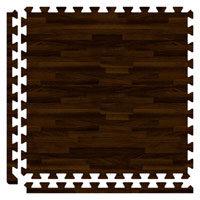walnut | T| Interlocking Floor Tiles | Interlocking Trade Show Flooring | The Inside Track