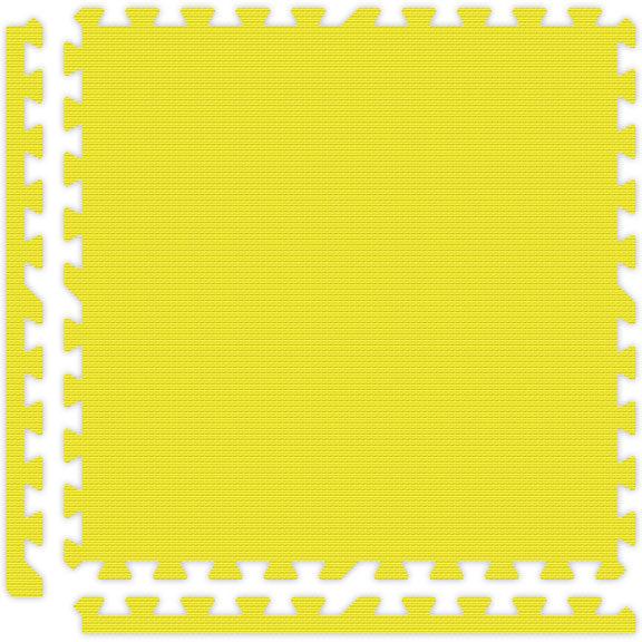 yellow | Interlocking Floor Tiles | Interlocking Trade Show Flooring | The Inside Track